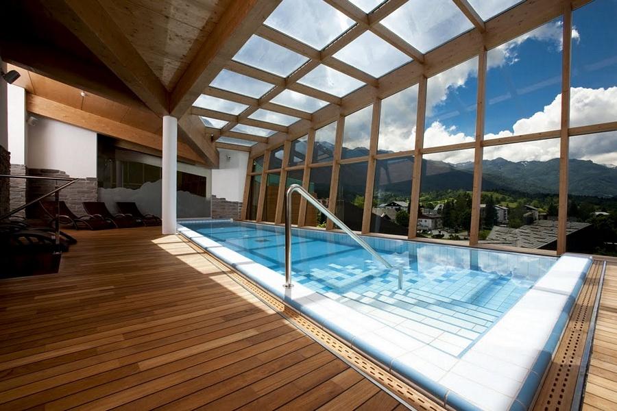 Hotels bohinj eco hotel explore slovenia for Wellness hotel slovenia
