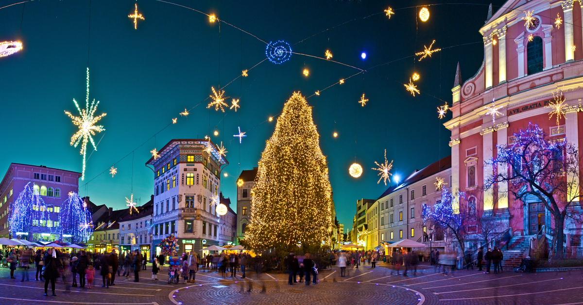 Risultati immagini per ljubljana christmas