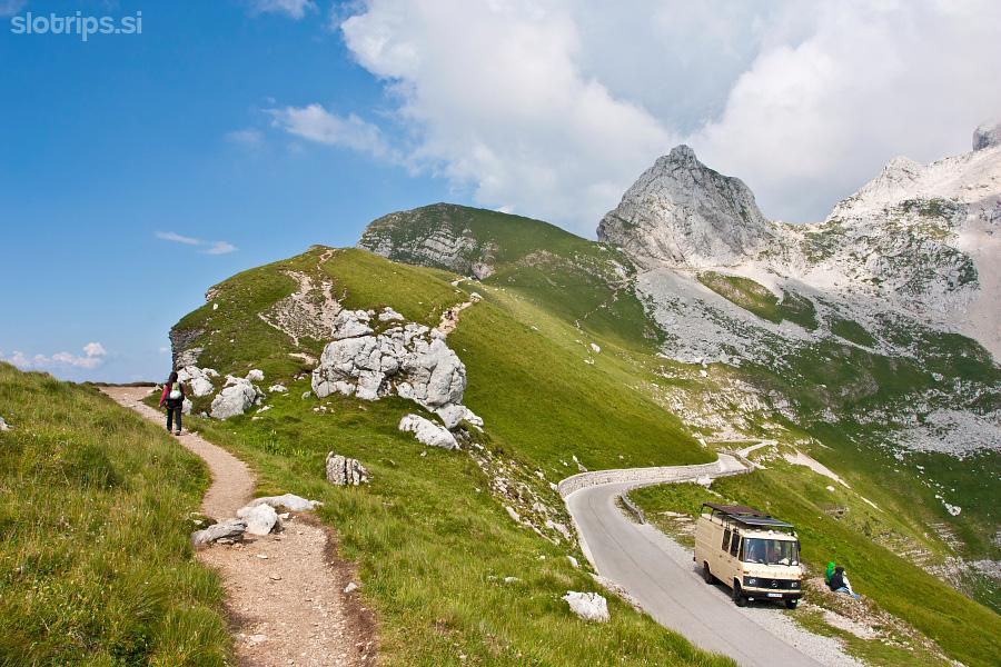 Hiking Amp Mountaineering Mangart Mangrt Explore Slovenia