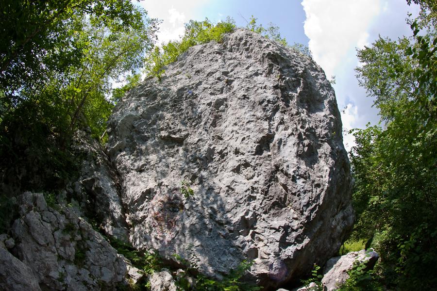 Plezališče Kred