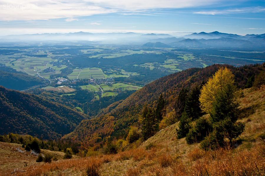 Pohodništvo in gorništvo: Hudičev Boršt - Sveti Jakob - Raziščite Slovenijo