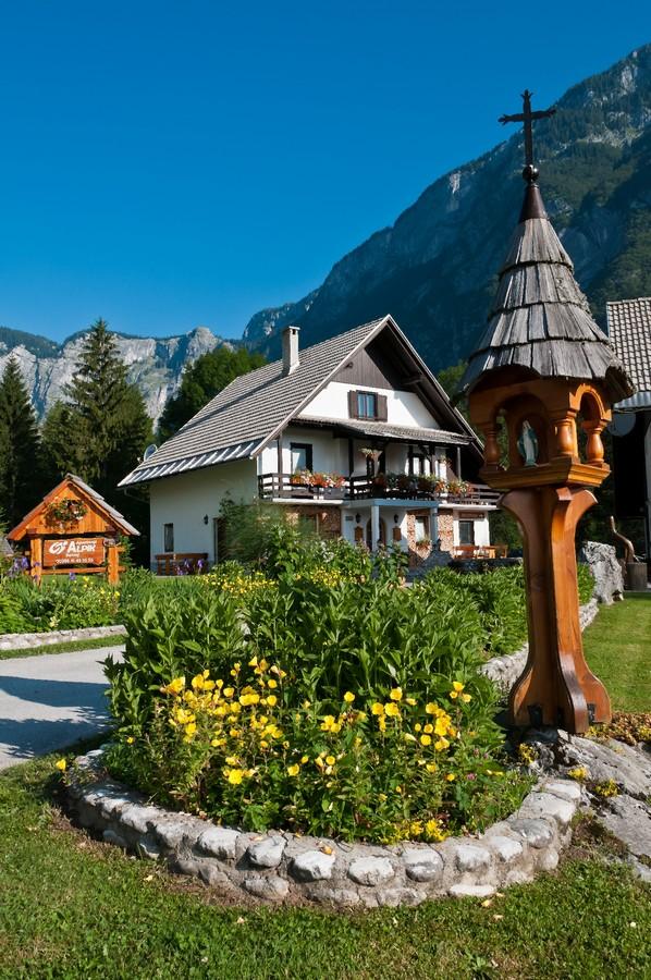 Apartments Alpik Bohinj