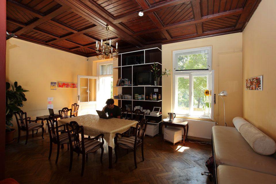 Hostels Vila Veselova Ljubljana