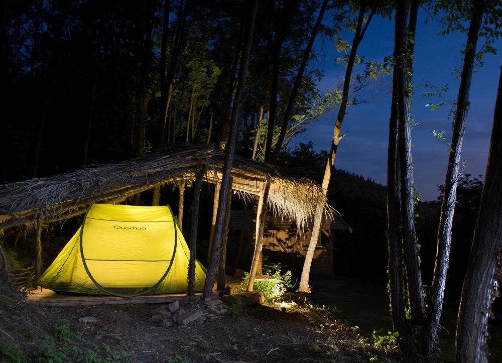 kamp obala piran portoroz slovenija
