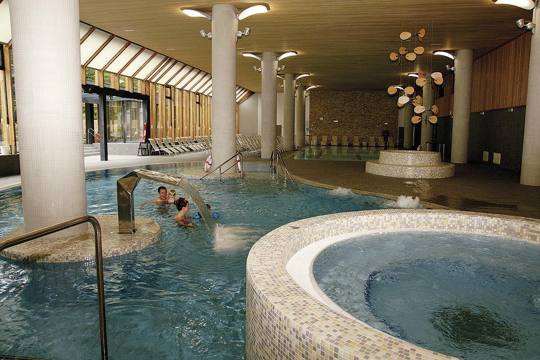 Hoteli alpine wellness resort pik gozd martuljek for Wellness hotel slovenia