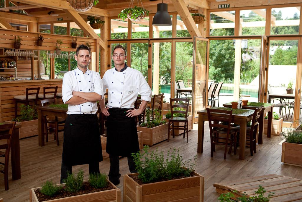 ... 3 Greenhouse, Garden Village Bled, Photo: Jošt Gantar ...