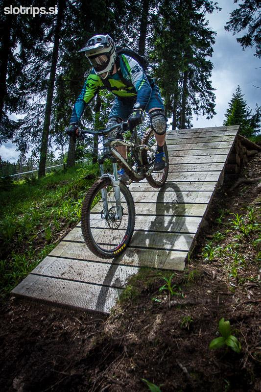 bike park rogla slovenia
