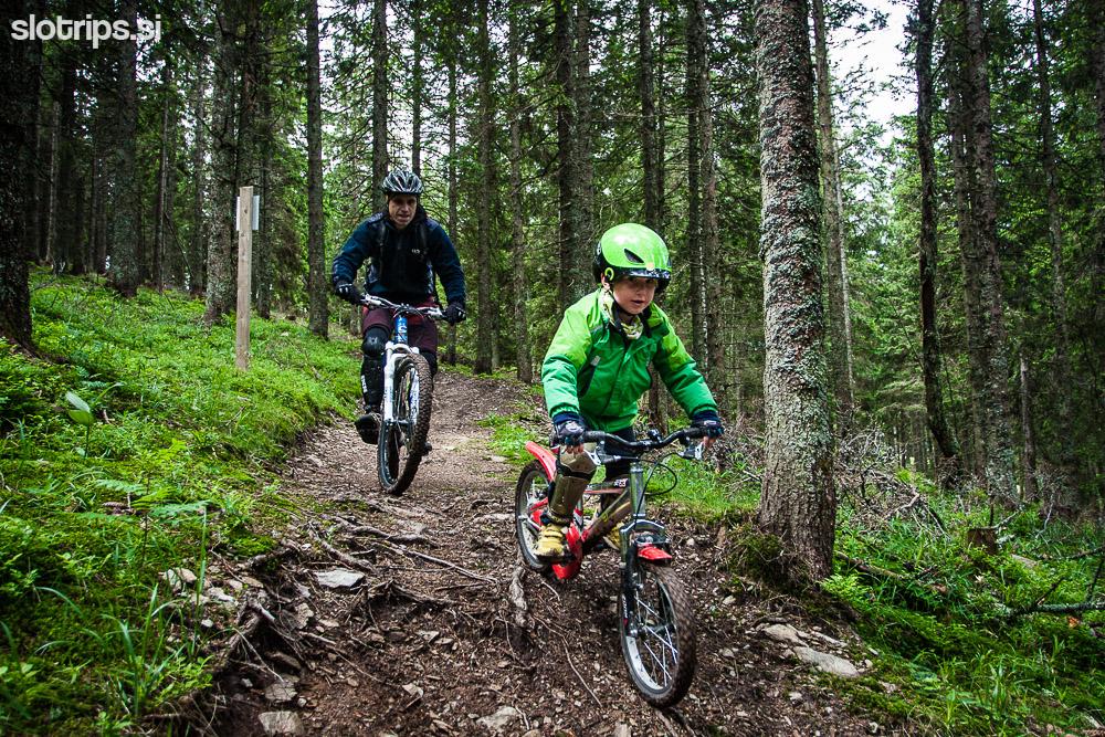 bike park rogla slovenija