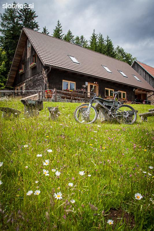 Kolesarjenje pohorje rogla slovenija