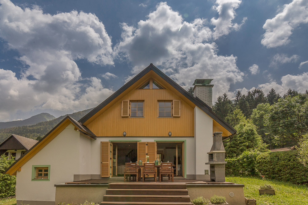 Captivating Počitniška Hiša Chalet Planina, Bohinj Awesome Ideas
