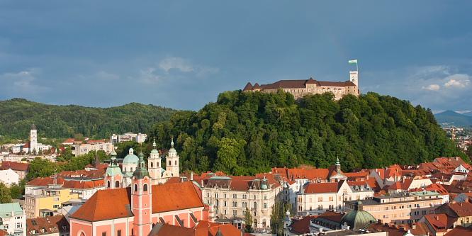 1 - Ljubljana