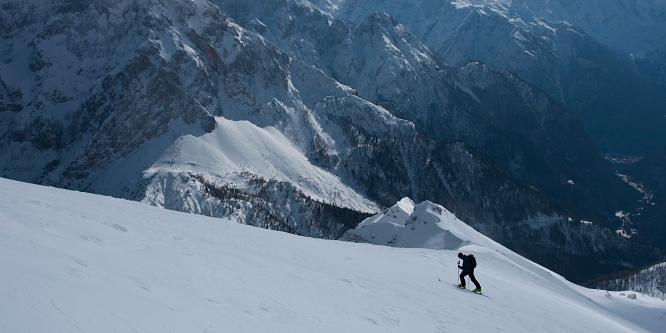 1 - Mala Mojstrovka (the usual ascent)