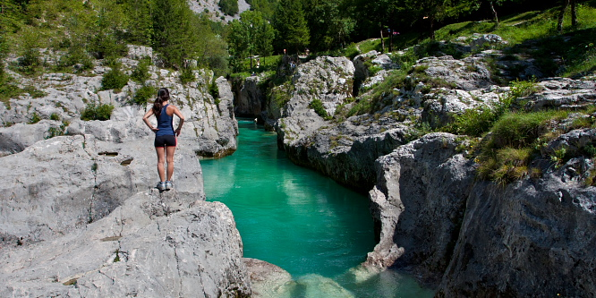 1 - Great Soča Gorge