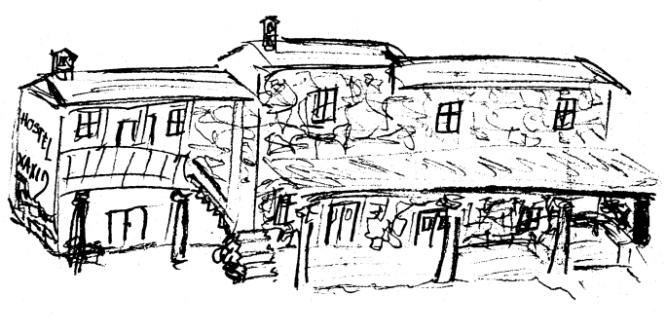 1 - Hostel Xaxid