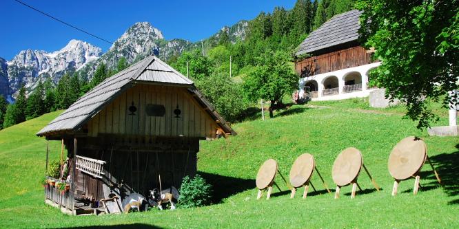1 - Turistična kmetija Gradišnik