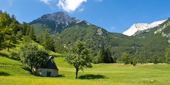 1 - Planina Razor in planina Kal
