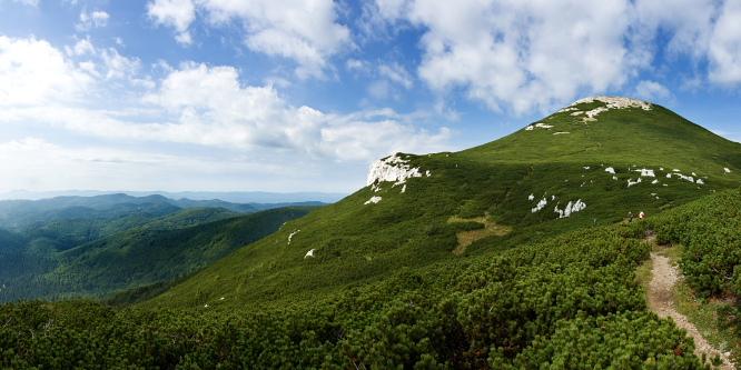 1 - Snežnik (iz Gašperjevega hriba)