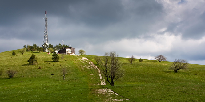 1 - Slavnik (iz vasi Skadanščina)