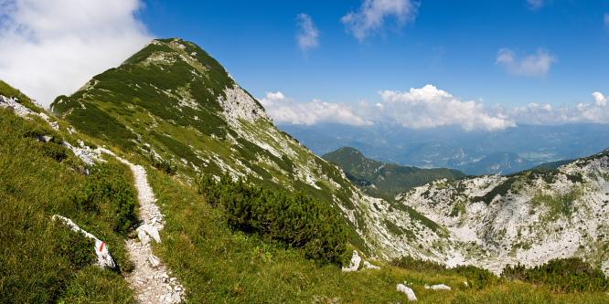 1 - Rodica (and Poljana alpine meadow)