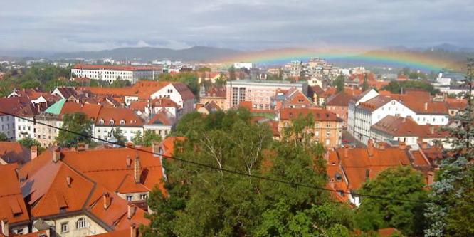 4 - Ljubljana castle hill apartment