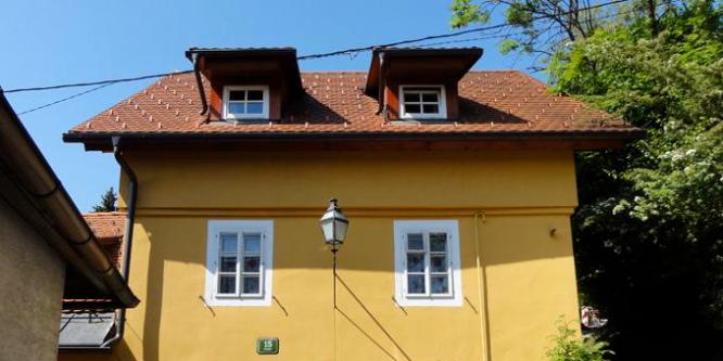 3 - Ljubljana castle hill apartment