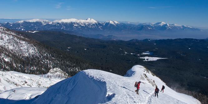 2 - Viševnik (the usual ascent)
