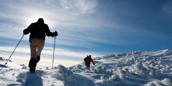 2 - Snežnik (iz Sviščakov)