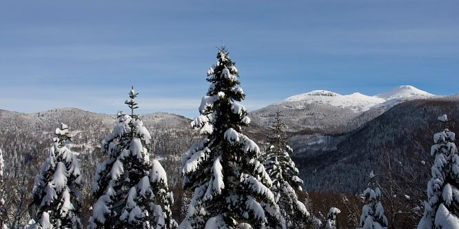2 - Snežnik (from Sviščaki)