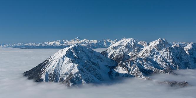 4 - Veliki vrh in Kladivo