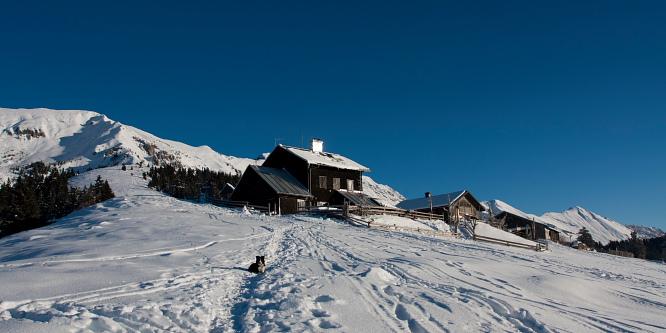 1 - Veliki vrh in Kladivo
