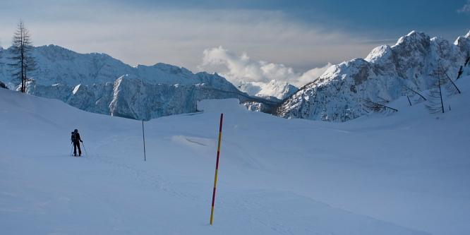 2 - Mala Mojstrovka (the usual ascent)