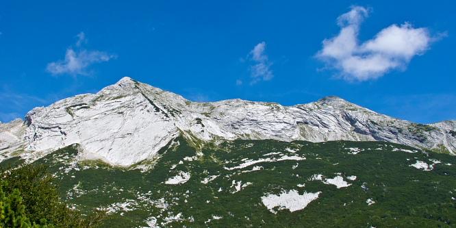 2 - Planina Razor in planina Kal