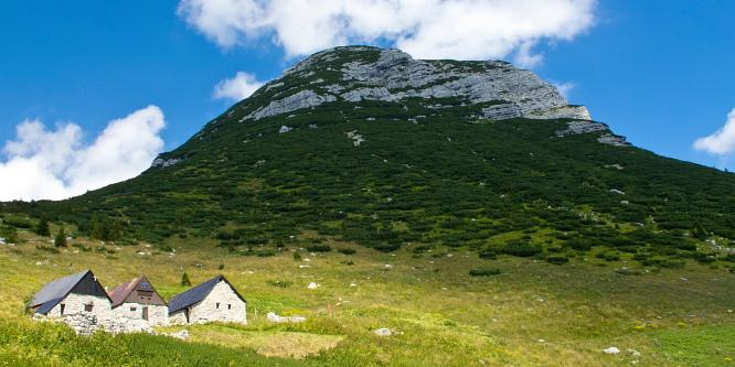 4 - Planina Razor in planina Kal