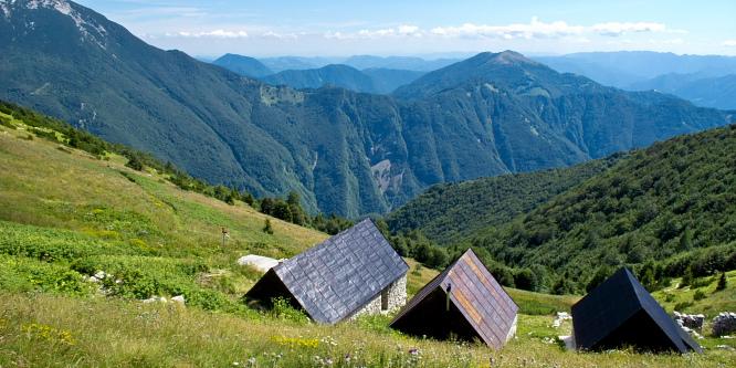 3 - Planina Razor in planina Kal