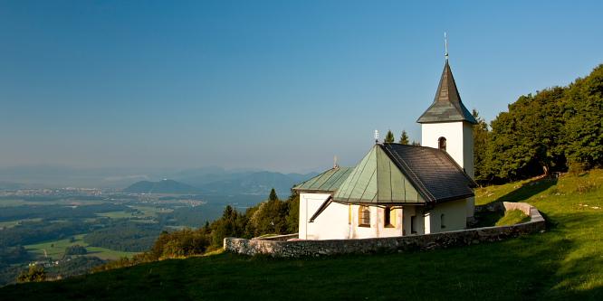 2 - Storžič (from Bašelj village)