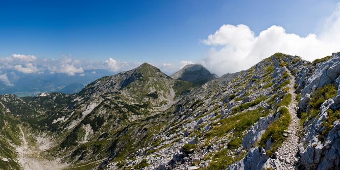 2 - Rodica (and Poljana alpine meadow)