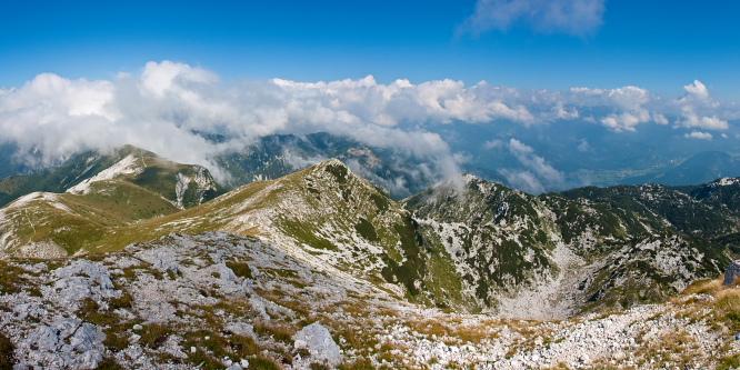 3 - Rodica (and Poljana alpine meadow)
