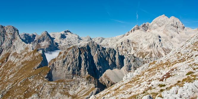 3 - Veliki in Mali Draški vrh