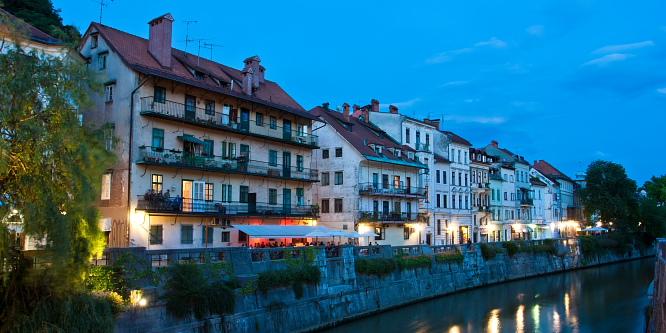 5 - Ljubljana