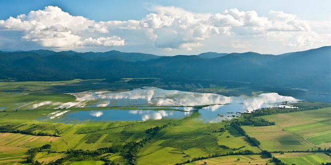 4 - Cerkniško jezero