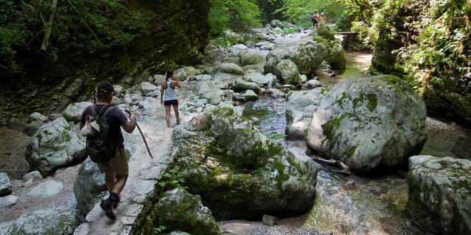 3 - Kozjak Waterfall