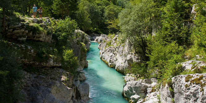 4 - Great Soča Gorge