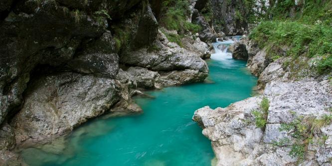 1 - Tolmin Gorges