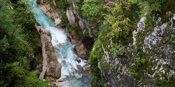 5 - Tolmin Gorges