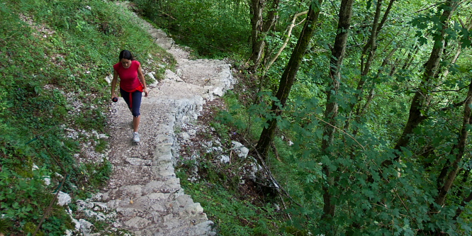 4 - Tolmin Gorges