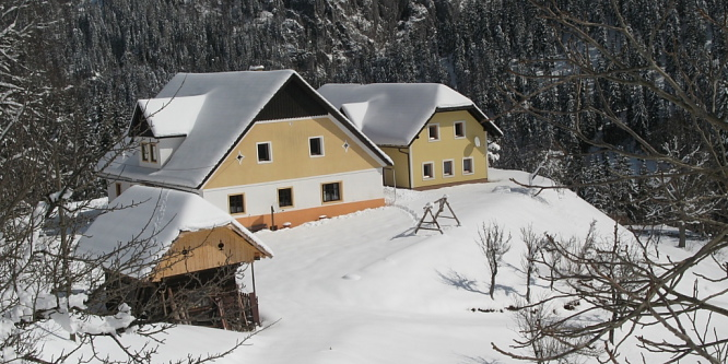 3 - Turistična kmetija Gradišnik