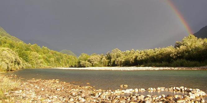 1 - Camp Vili, Tolmin