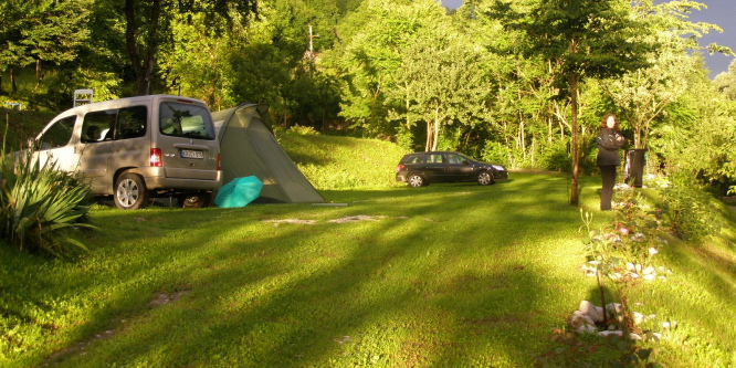 4 - Camp Vili, Tolmin