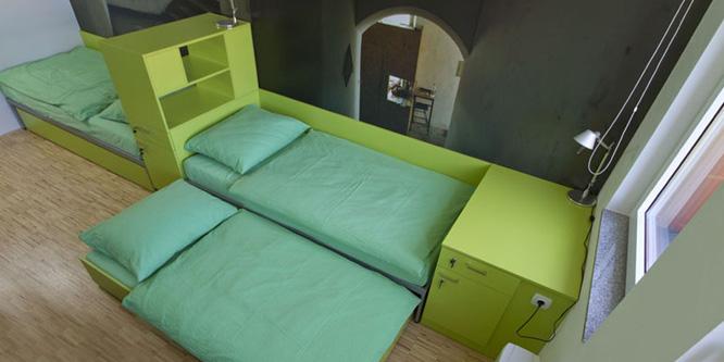 3 - Hostel Pekarna