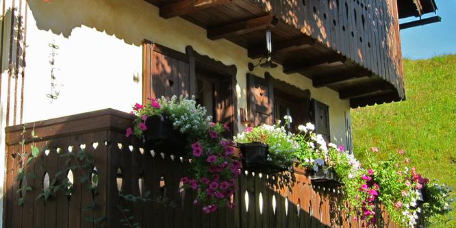 2 - Hiša ob potoku, Mojstrana